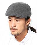 Кепка KANGOL арт. K0875FA Seamless Wool 507 (темно-серый)